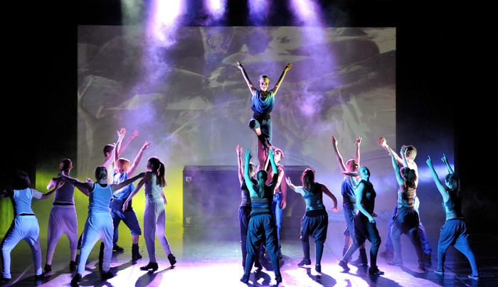 Tanzfestival 2014